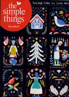 Simple Things Magazine Issue DEC 20