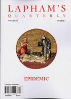 Laphams Quarterly Magazine Issue EPIDEMIC