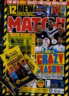 Match Magazine Issue 10/11/2020