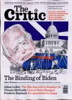 Critic (The) Magazine Issue DEC 20