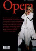 Opera Magazine Issue NOV 20
