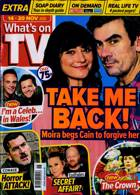 Whats On Tv England Magazine Issue 14/11/2020
