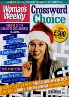 Womans Weekly Crosswo Choice Magazine Issue NO 12