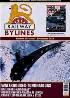 Railway Bylines Magazine Issue VOL26/1
