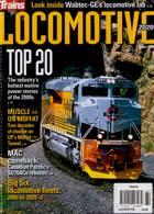 Trains Magazine Issue LOCOMOTIVE