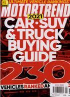 Motor Trend Magazine Issue BUY GD OCT
