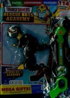 Rescue Bots Magazine Issue NO 38