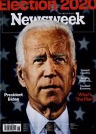 Newsweek Magazine Issue 20/11/2020