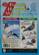 British Homing World Magazine Issue NO 7550