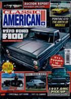 Classic American Magazine Issue DEC 20