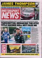 Motorsport News Magazine Issue 12/11/2020