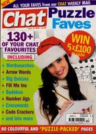 Chat Puzzle Faves Magazine Issue NO 12