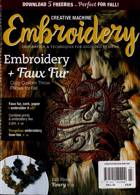 Creative Machine Embroidery Magazine Issue 03