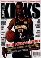 Slam Magazine Issue KICKS