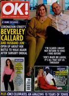 Ok! Magazine Issue NO 1254