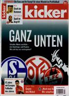 Kicker Montag Magazine Issue NO 41