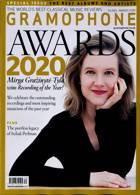 Gramophone Monthly Magazine Issue AWARDS 20