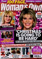 Womans Own Magazine Issue 16/11/2020