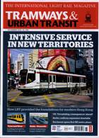 Tramways And Urban Transit Magazine Issue NOV 20