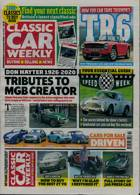Classic Car Weekly Magazine Issue 14/10/2020