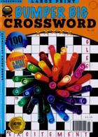 Bumper Big Crossword Magazine Issue NO 137