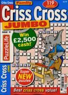Family Criss Cross Jumbo Magazine Issue NO 91