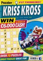 Puzzler Kriss Kross Magazine Issue NO 240