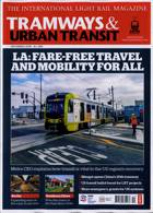 Tramways And Urban Transit Magazine Issue DEC 20