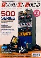 Sound On Sound Magazine Issue NOV 20