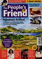 Peoples Friend Magazine Issue 17/10/2020