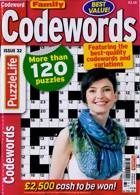 Family Codewords Magazine Issue NO 32