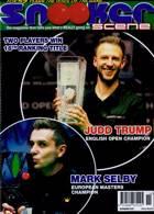 Snooker Scene Magazine Issue NOV 20