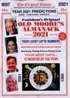 Old Moores Almanack Magazine Issue 2021 (2)