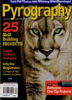 Woodcarving Illustrated Magazine Issue PYROGRPHY