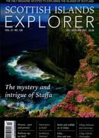Scottish Islands Explorer Magazine Issue DEC-JAN