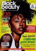 Black Beauty & Hair Magazine Issue DEC-JAN