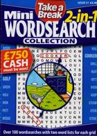 Tab Mini 2 In 1 Wordsearch Magazine Issue NO 31