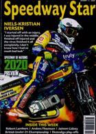 Speedway Star Magazine Issue 17/10/2020