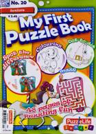 Puzzlelife Junior Silver Magazine Issue 1ST PZ B20