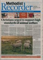 Methodist Recorder Magazine Issue 20/11/2020