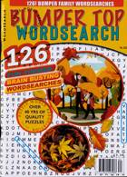 Bumper Top Wordsearch Magazine Issue NO 182