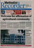 Methodist Recorder Magazine Issue 13/11/2020