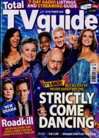 Total Tv Guide England Magazine Issue NO 43