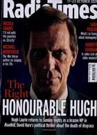Radio Times London Edition Magazine Issue 17/10/2020