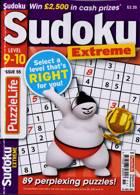 Puzzlelife Sudoku L9&10 Magazine Issue NO 55