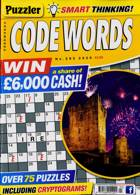 Puzzler Codewords Magazine Issue NO 293