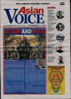 Asian Voice Magazine Issue 36