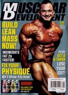 Muscular Development Usa Magazine Issue OCT 20