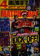 Match Of The Day  Magazine Issue NO 613