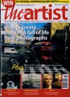Artist Magazine Issue DEC 20